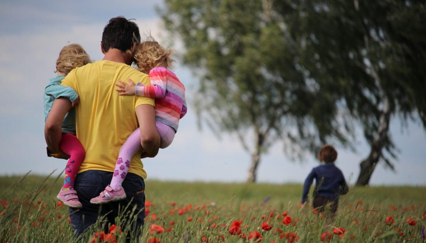 Cestovní pojištění na cestách vyřiďte pro celou rodinu.