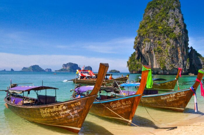 Exotické destinace mají například podobu Thajska.