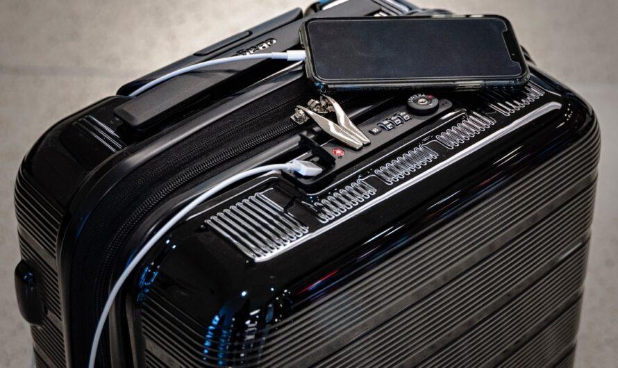 Cestovní zavazadlo je základ pro pohodlné cestování